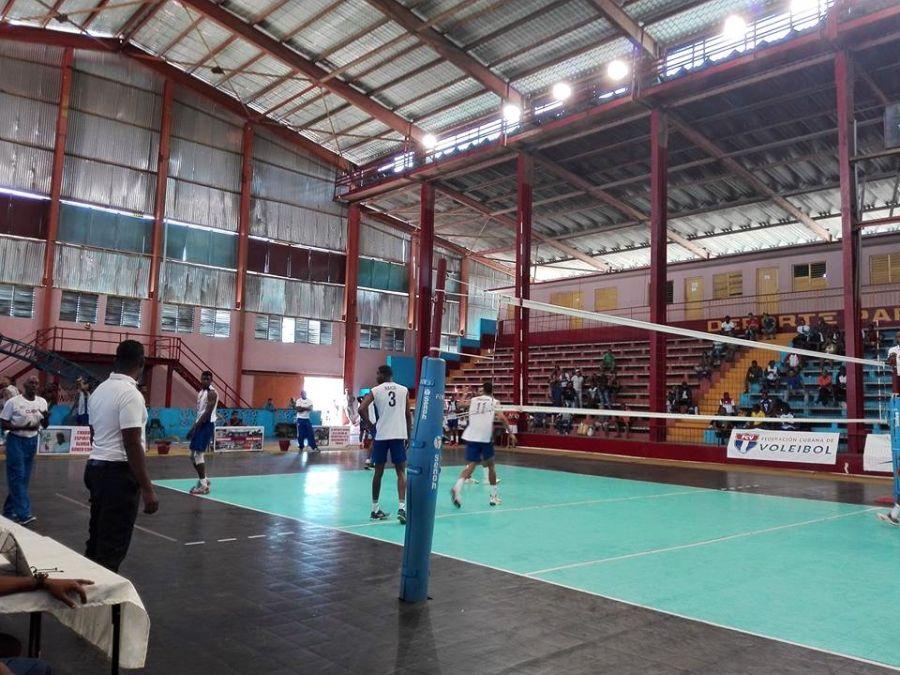 sancti spiritus, campeonato nacional de voleibol masculino