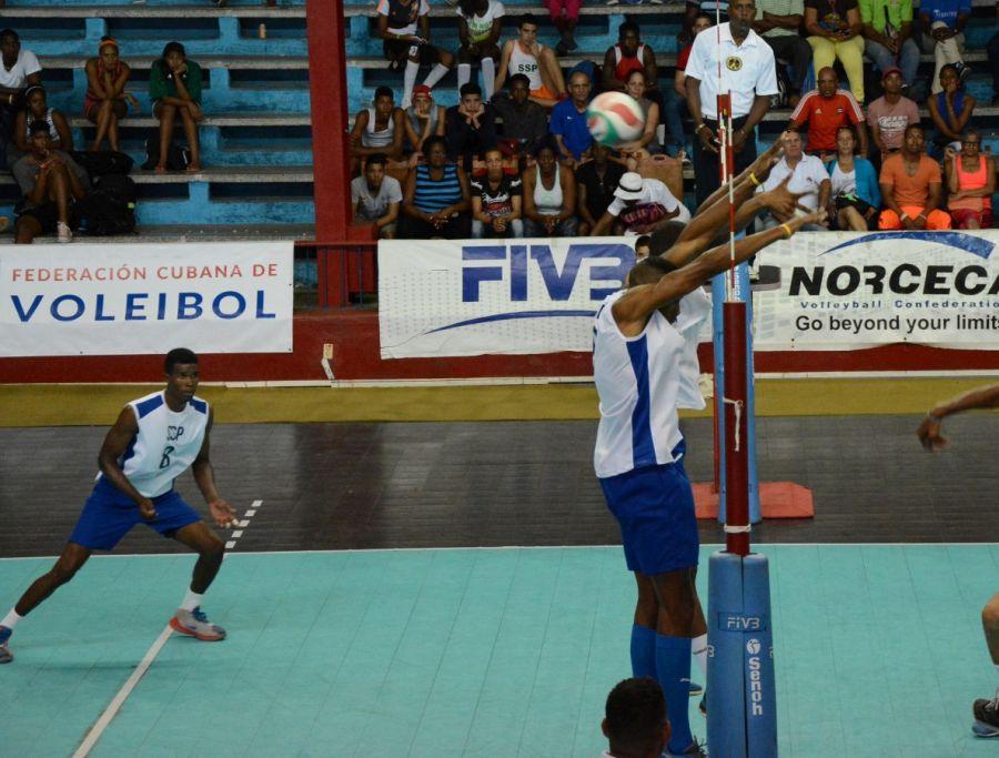 sancti spiritus, campeonato nacional de voleibol masculino, sala yara