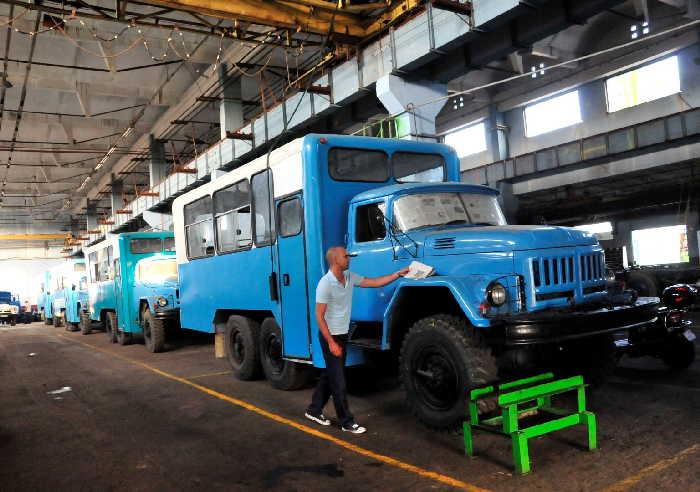 sancti spiritus, empresa militar industrial, emi, economia cubana