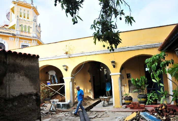 sancti spiritus, maqueta de la ciudad, centro de interpretacion de la ciudad, patrimonio, oficina del conservador