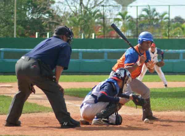 béisbol sub 23, Sancti Spíritus, Cuba