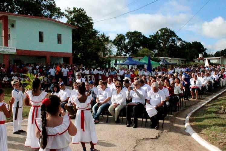 Salud, Cuba, Dia Mundial, El Cacahual, Sancti Spíritus