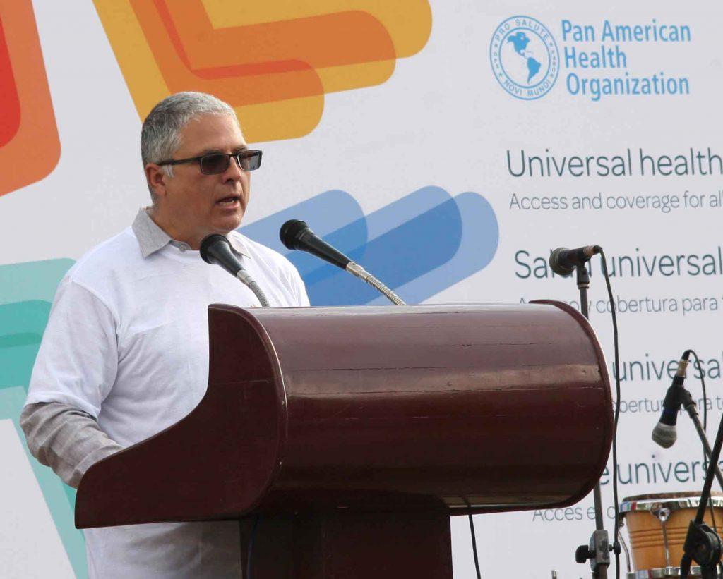 Cuba, Salud, OPS, OMS, Sancti Spíritus