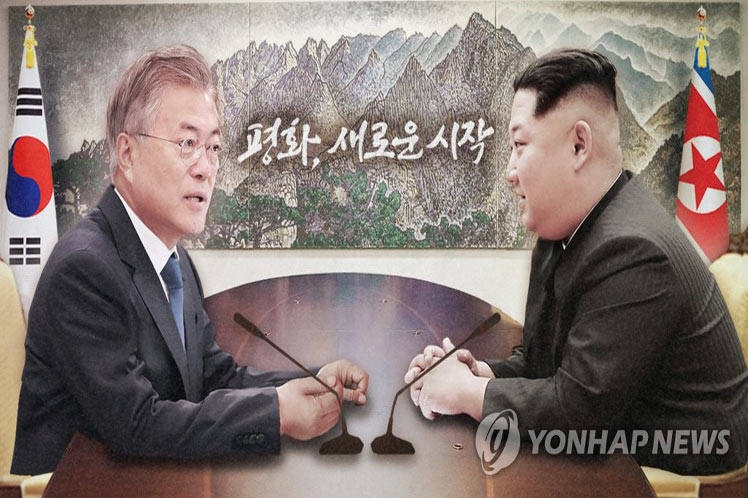 Corea, diálogo