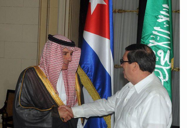 cuba, arabia saudita