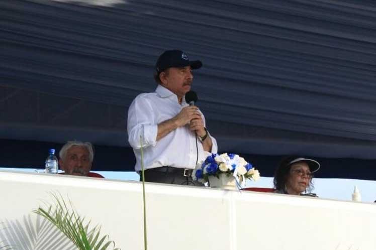 Nicaragua, paz, Daniel Ortega