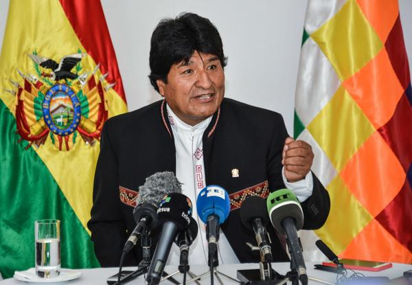 Evo Morales, integración, Cuba, Bolivia
