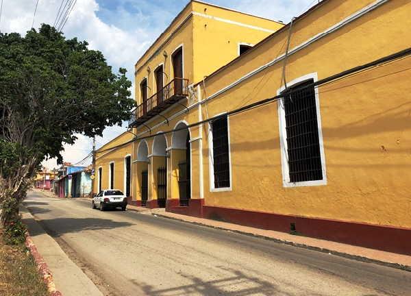 trinidad, turismo cubano, palmares s.a sancti spiritus