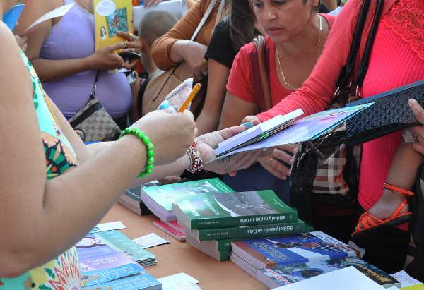 Feria ddel Libro, Sancti Spíritus, Cuba
