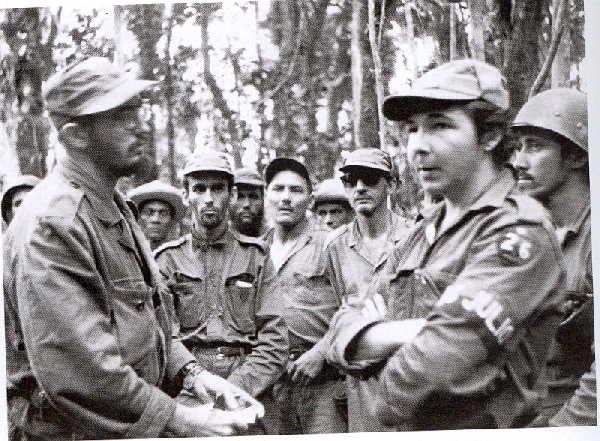 cuba, raul castro, fidel castro, ejercito rebelde, revolucion cubana, sierra maestra, partido comunista de cuba