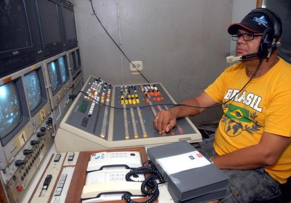 cuba, television cubana, palmas y cañas