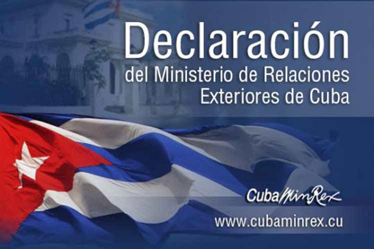 Lula, MINREX, Cuba