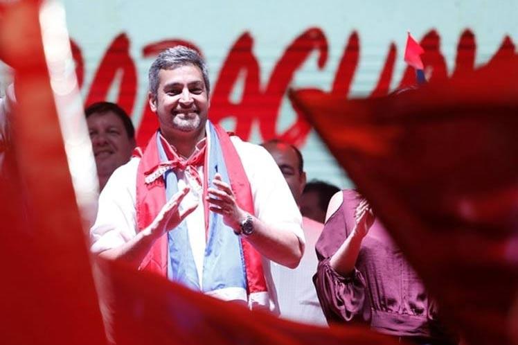 Paraguay, elecciones, presidente