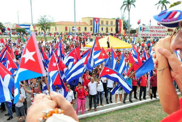 sancti spiritus, primero de mayo, dia internacional de los trabajadores, primero de mayo en sancti spiritus