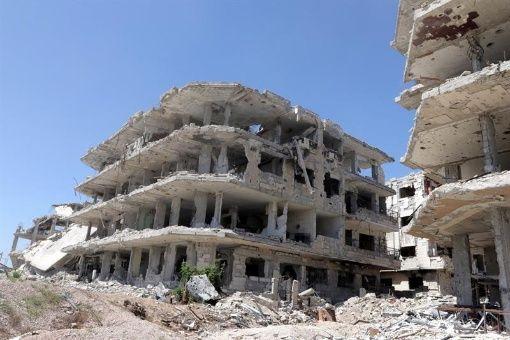 Estados Unidos, Donald Trump, Siria