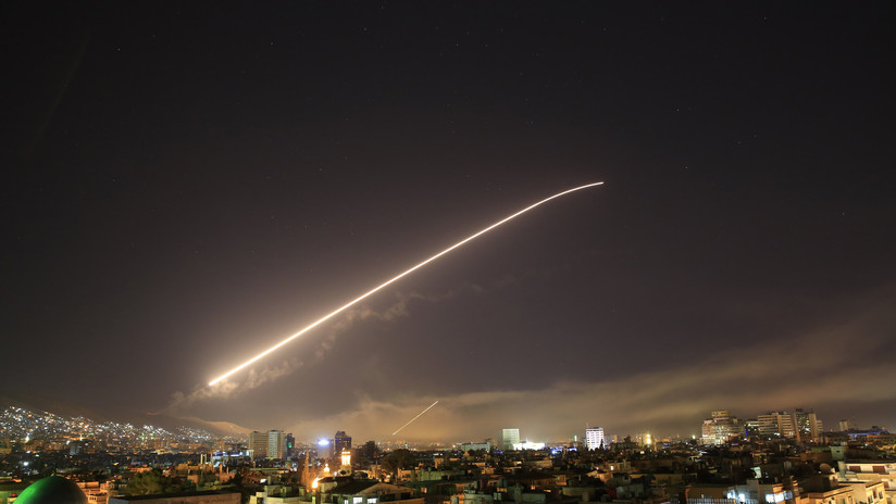 Siria, Estados Unidos, Rusia, ataque