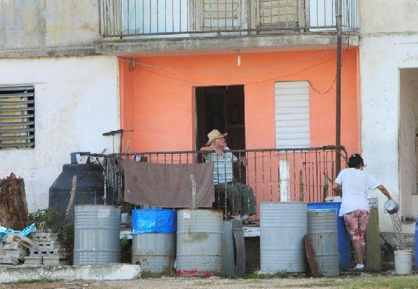 Managuaco, comunidad, agua, abasto