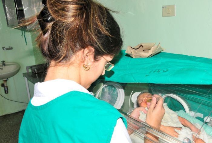 sancti spiritus, dia mundial de la salud, atencion primaria, organizacion mundial de la salud, tasa de mortalidad infantil