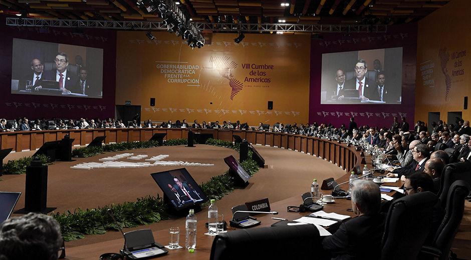 Cuba, Estados Unidos, Cumbre de las Américas, Bruno Rodríguez