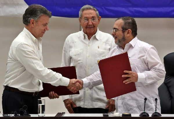 cuba, colombia paz, timochenco, paz en colombia