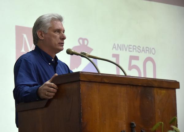 cuba, educacion cubana, curso escolar 2018-2019, presidente de cuba, miguel diaz-canel