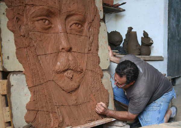 escultura, José Martí