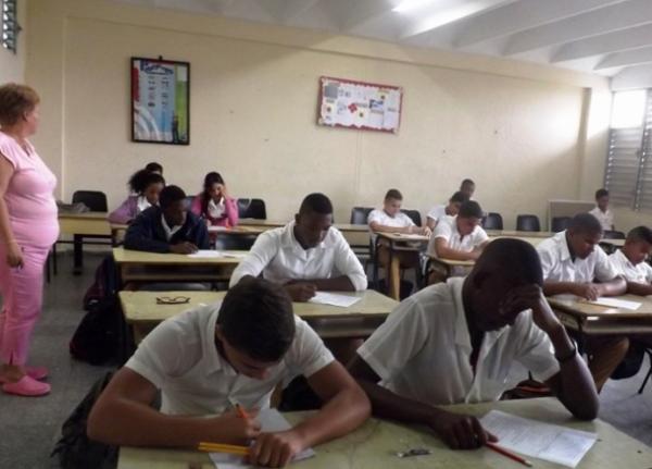 cuba, educacion, ipvce, pruebas de ingreso