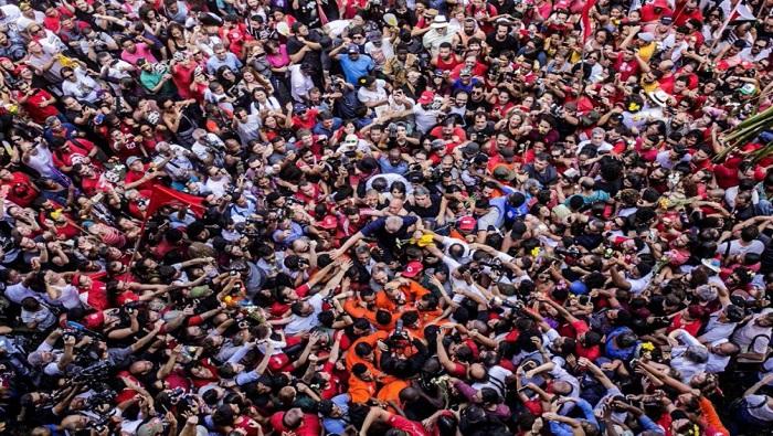 Polémico audio en vuelo del expresidente Lula Da Silva — Brasil