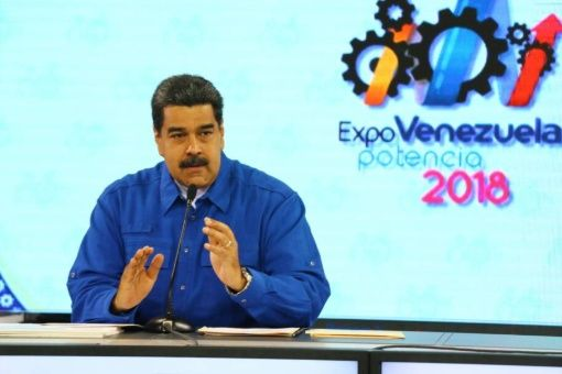 Venezuela, Nicolas Maduro, aumento salarial, petróleo