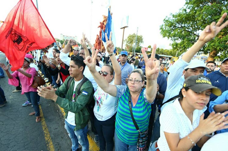 Nicaragua, Daniel Ortega, paz