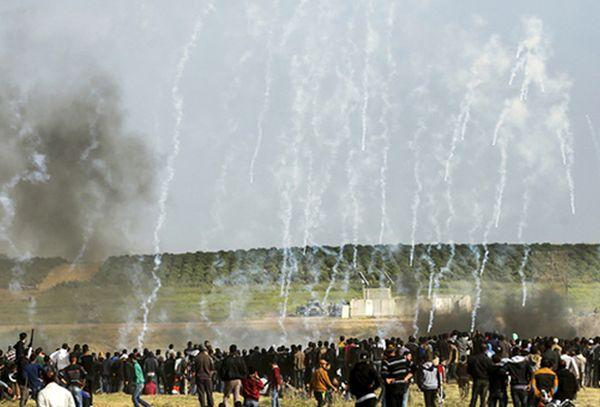 palestina, franja de gaza, muertes, israel