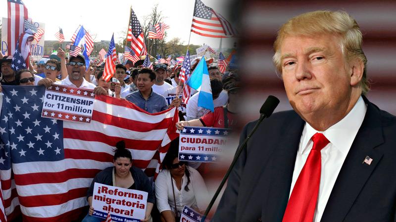 Donald Trump, reforma migratoria
