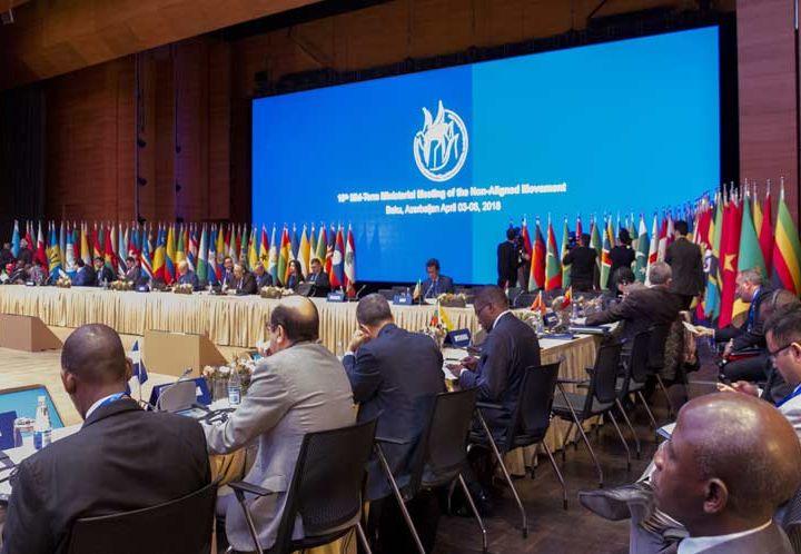 Venezuela participa en la XVIII Conferencia Ministerial de Mnoal