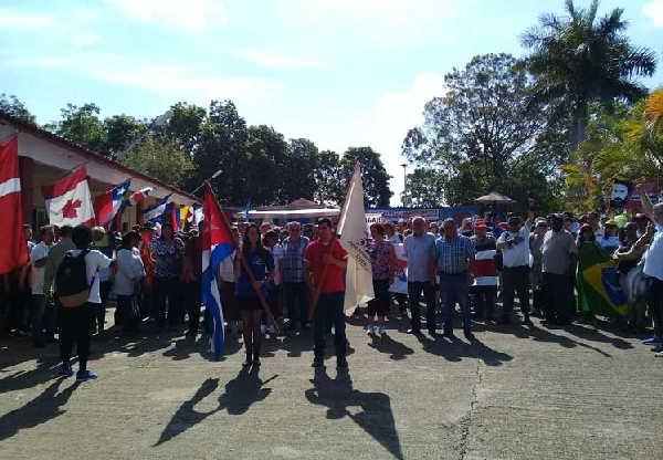 cuba, solidaridad con cuba, primero de mayo