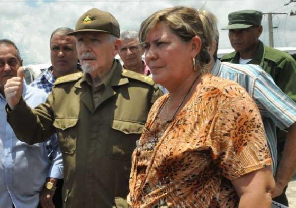 sancti spiritus, teresita romero, asamblea provincia de poder popular, parlamento cubano