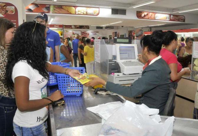 cuba, cadena de tiendas caribe, internet