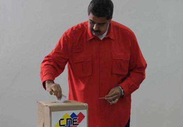 venezuela, nicolas maduro, elecciones venezuela