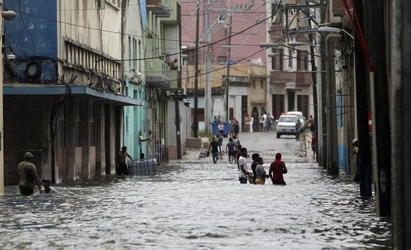 Cuba, cambio climático, huracán, temporada ciclónica