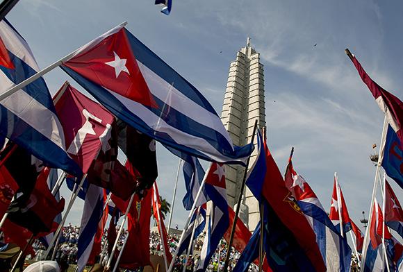 Cuba, Primero de mayo, trabajadores, repercusión, prensa