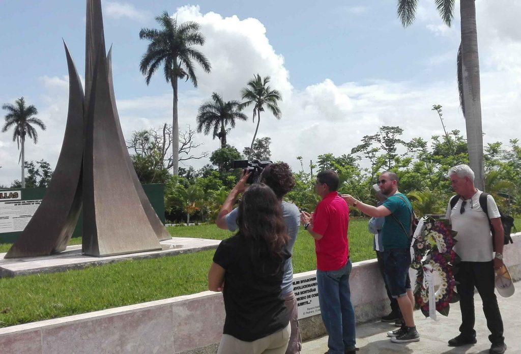 Asociación Hermanos Saiz, jóvenes creadores, medios de prensa, Che Guevara