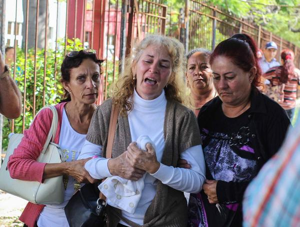 accidente, aviación, medicina legal Cuba