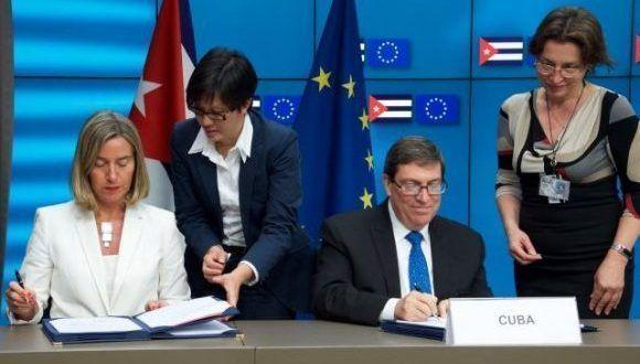 Cuba, Unión Europea, acuerdo, energía renovable