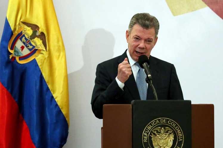 Colombia, OTAN, Juan Manuel Santos