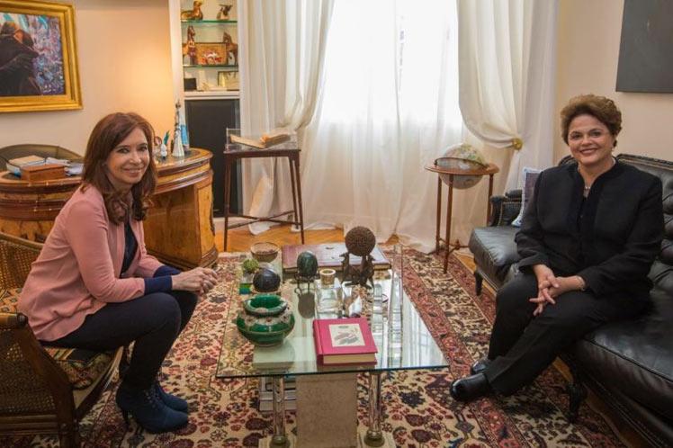 Brasil, Argentina, Dilma Rousseff, Cristina Fernández