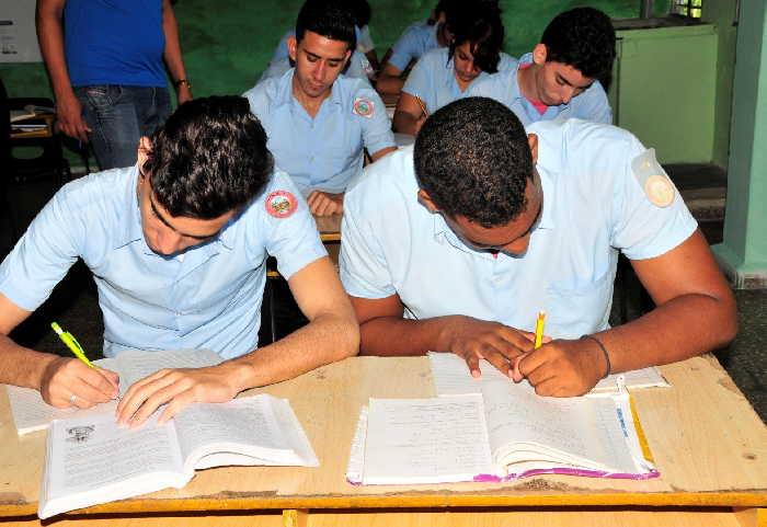 sancti spiritus, pruebas de ingreso, educacion superior