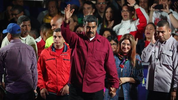 Venezuela, Nicolás Maduro, elecciones