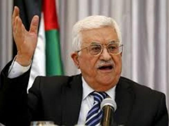 Cuba, Palestina, Mahmoud Abbas