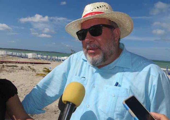 cuba, fitcuba, turismo cubano, cayo largo del sur, manuel marrero, mintur