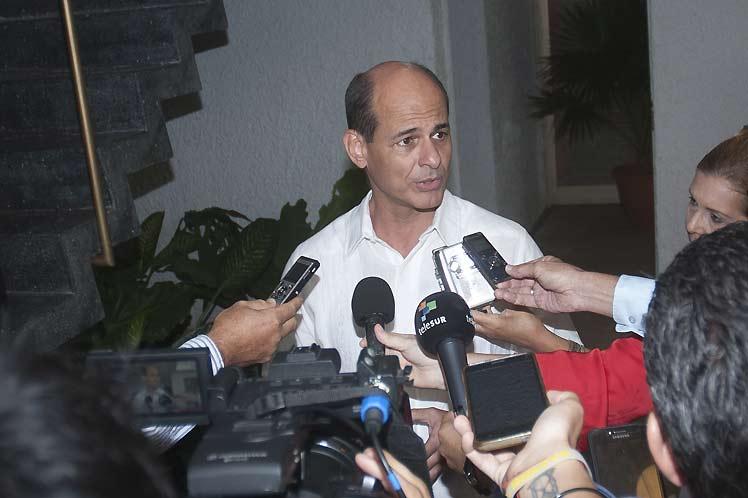 Cancilleres del ALBA-TCP apoyan el diálogo para alcanzar paz en Nicaragua