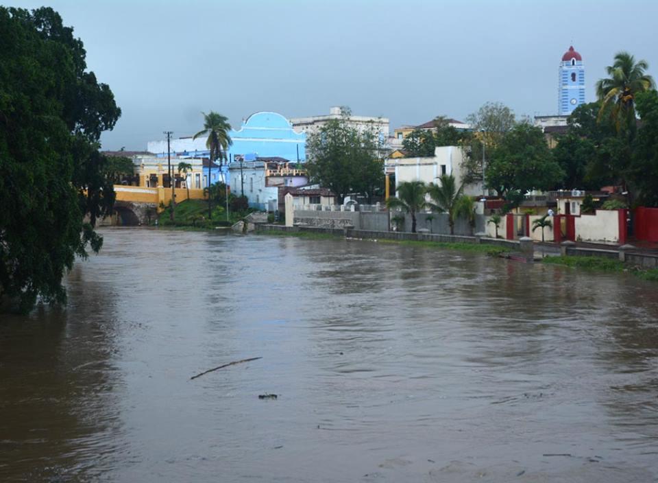 lluvia, río Yayabo, inundaciones, meteorología, recursos hidráulicos.